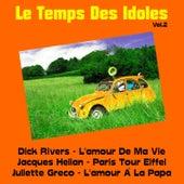 Le temps des idoles, Vol. 2 de Various Artists