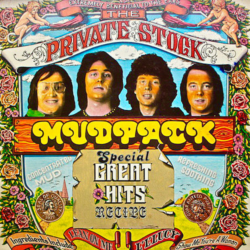 The Private Stock Mudpack: Special Great Hits Recipe van Mud