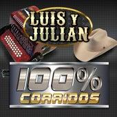 100% Corridos de Luis Y Julian