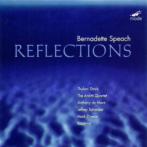 Reflections by Bernadette Speach