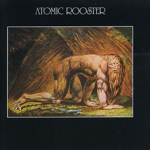 Death Walks Behind You by Atomic Rooster