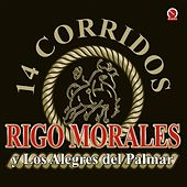 14 Corridos by Rigo Morales y los Alegres del Palmar