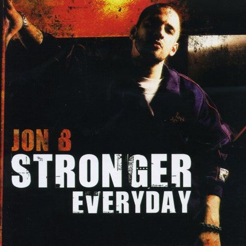 Stronger Everyday by Jon B.
