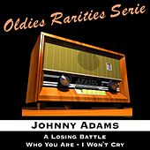 A Losing Battle von Johnny Adams