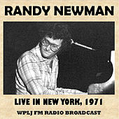 Live in New York, 1971 von Randy Newman