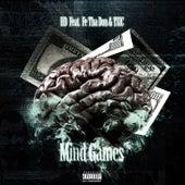 Mind Games (feat. Fe Tha Don & Y Sic) by HD