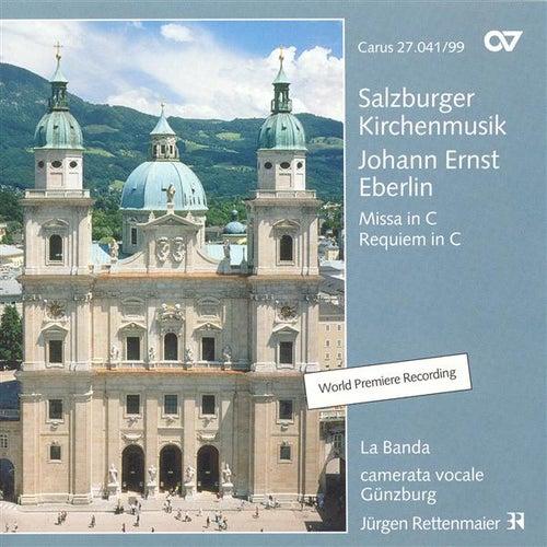 EBERLIN, J.: Mass No. 34 / Requiem No. 8 (Rettenmaier) by Daniel Rettenmaier
