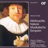 SCHUTZ, H.: Geburt unsers Herren Jesu Christi (Die) / Musicalische Exequien by Various Artists