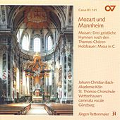 HOLZBAUER, I.: Missa in C major / MOZART, W.A.: 3 Sacred Hymns from Thamos, Konig in Agypten by Berthold Schmid