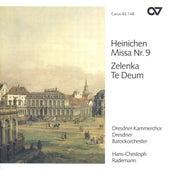 ZELENKA, J.: Te Deum / HEINICHEN, J.: Missa No. 9 (Rademann) de Various Artists