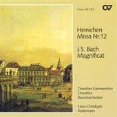 HEINICHEN, J.D.: Missa No. 12 / BACH, J.S.: Magnificat in D major (Dresden Chamber Choir, Rademann) de Andreas Scheibner