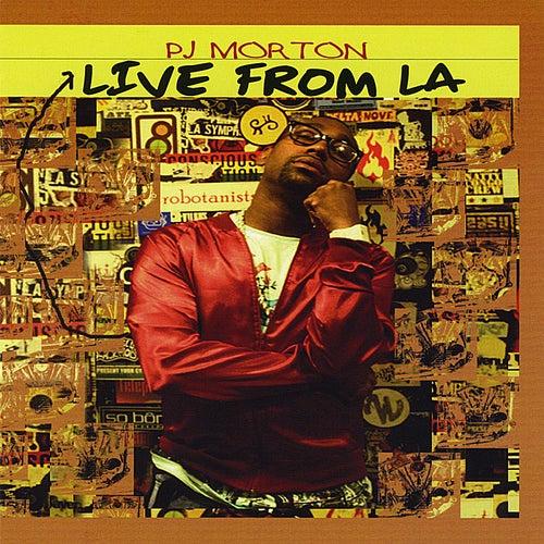 Live From La by PJ Morton