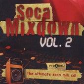 Soca Mixdown Volume 2 by Various Artists