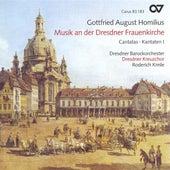 HOMILIUS, G.A.: Choral Music (Cantatas) (Dresdner Kreuzchor, Kreile) de Anne Buter
