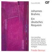 BRAHMS: German Requiem (A) by Julia Borchert