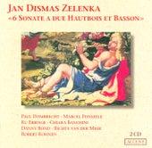 ZELENKA: Trio Sonatas Nos. 1-6 by Chiara Banchini
