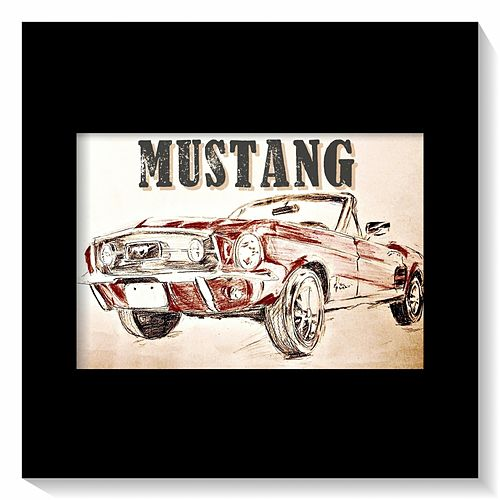 Mustang by Buddy