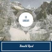 Ice Landscape by Donald Byrd