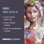 Three Cities EP von Yousef
