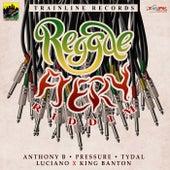 Reggae Fiery Riddim - EP by Various Artists