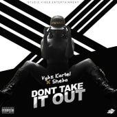 Dont Take It Out (feat. Sheba) - Single by VYBZ Kartel