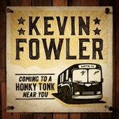Texas Forever de Kevin Fowler