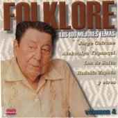 Folklore: Los 100 Mejores Temas, Vol. 4 by Various Artists