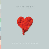 808s & Heartbreak von Kanye West