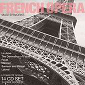 French Opera Masterworks by Various Artists