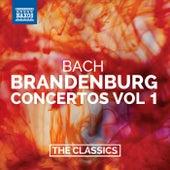 Bach: Brandenburg Concertos, Vol. 1 di Various Artists