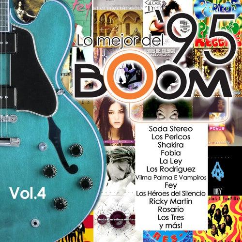 Lo Mejor Del '95 Boom, Vol. 4 de Various Artists