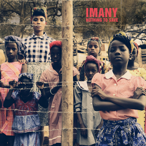 Nothing To Save de Imany