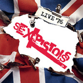 Live 76 von Sex Pistols