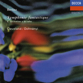 Berlioz: Symphonie fantastique / Weber: Invitation To The Dance by Cleveland Orchestra
