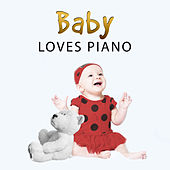 Baby Loves Piano – Classical Piano for Your Babies, Children and Fun, Developing Baby, Bach, Chopin, Beethoven, Mozart de Baby Activity Centre