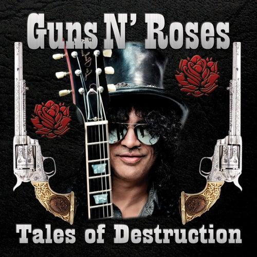 Tales Of Destruction de Guns N' Roses