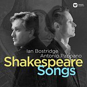 Shakespeare Songs von Ian Bostridge