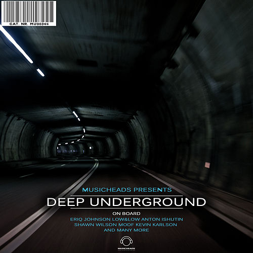 Deep Underground by Various Artists