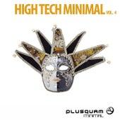 High Tech Minimal, Vol. 4 de Various Artists