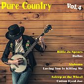 Pure Country, Vol. 4 von Various Artists