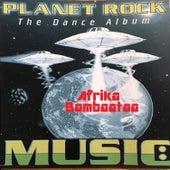 Planet Rock: The Dance Album de Afrika Bambaataa