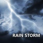 Rain Storm by Thunderstorm