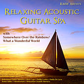 Relaxing Acoustic Guitar Spa van Various Artists