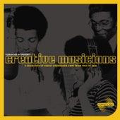 Creative Musicians von Various Artists