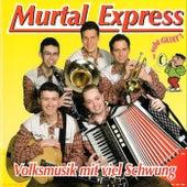 Volksmusik mit viel Schwung  -  Murtal Express von Murtal Express