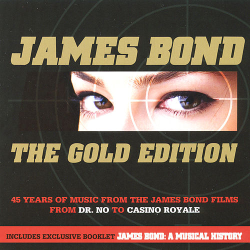 James Bond: The Gold Collection 45 Years Of Music From The James Bond Films by City of Prague Philharmonic