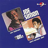 Love Vibrations / Happy Birthday Baby von Joe Simon