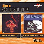 Easy To Love/A Bad Case Of Love by Joe Simon
