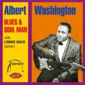 Blues And Soul Man by Albert Washington