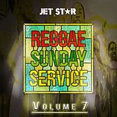 Reggae Sunday Service Volume 7 de Various Artists